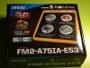 MSI Mainboard FM2-A75IA-E53