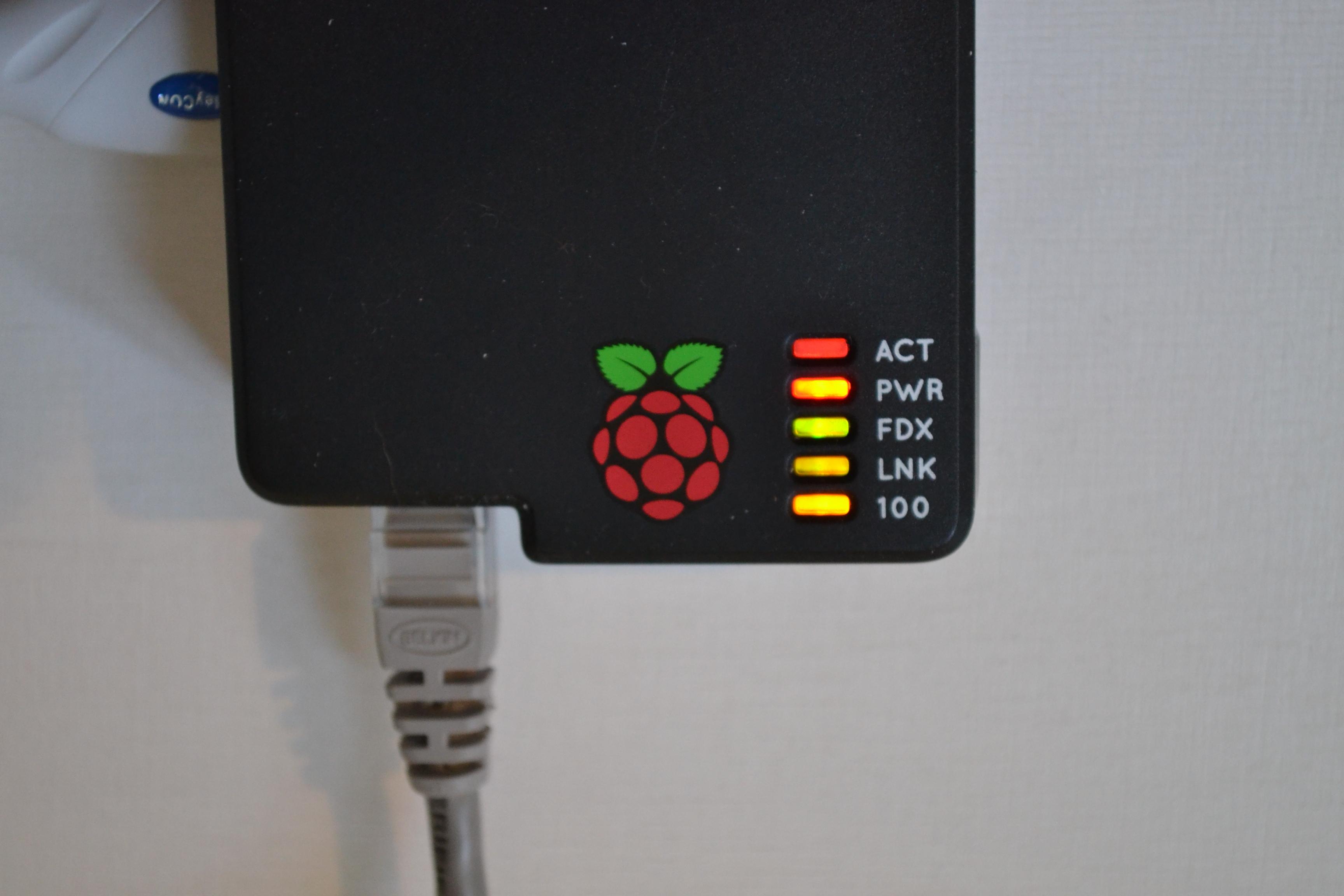 Beitrag Raspberry xbmc